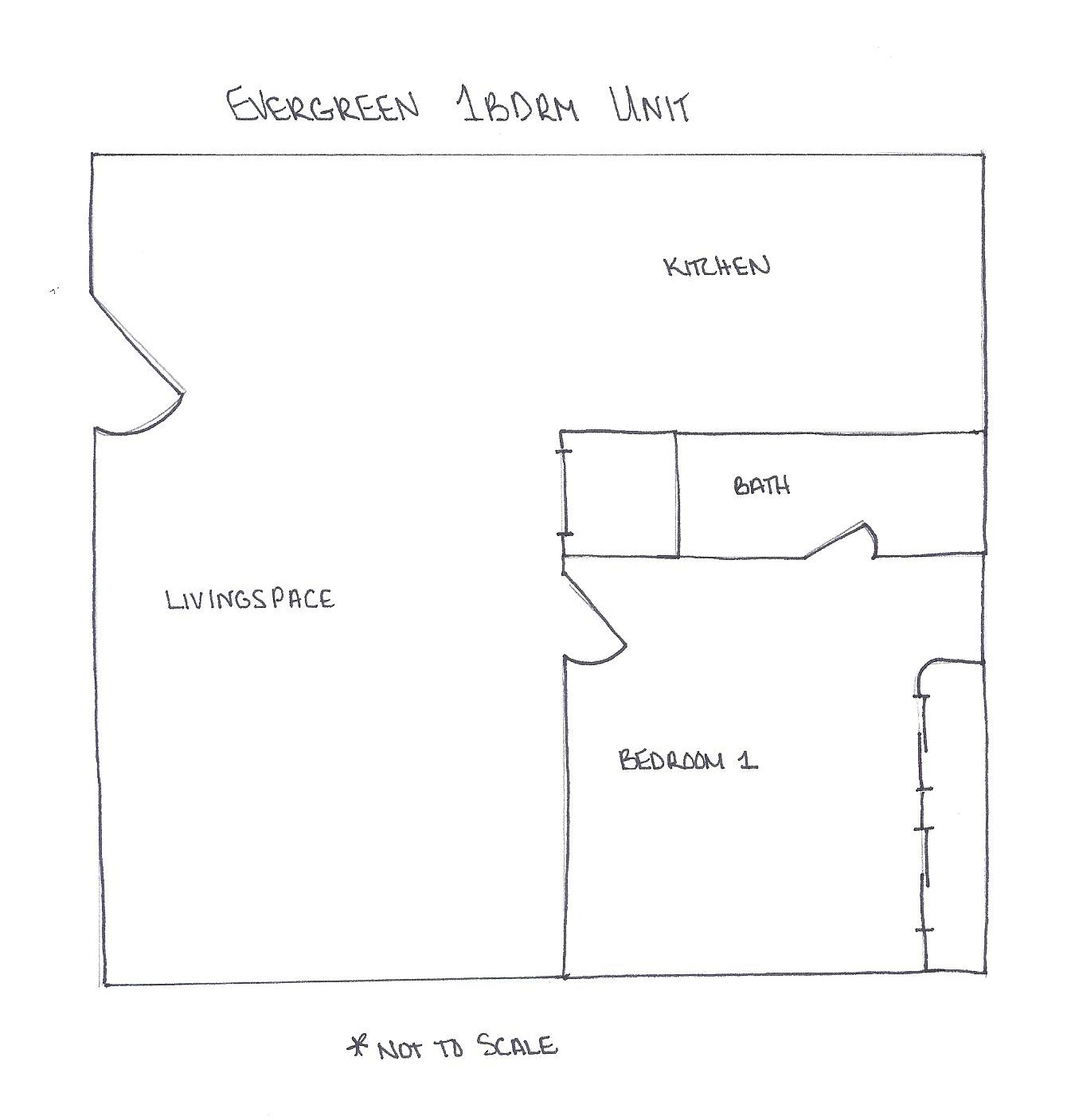 Basic Floor Plan Amc Tiao Property Management Manhattan Ks